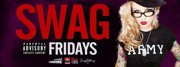 Swag Fridays @ W night club Thessaloniki!