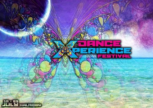 Dance Xperience Festival Χαλκιδική 19 – 23 Ιουλίου