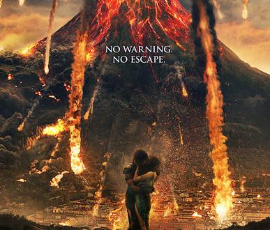 Φωτιά Πάνω Απο Την Πομπηία – Pompeii Πρεμιέρα 21/02.