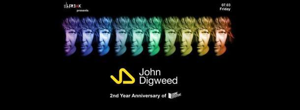John Digweed live club le freak