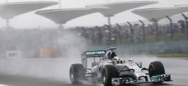 GP Κίνας: Ο Χάμιλτον στην pole!