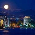 Σάν Πουλί… Πανω Απο Την Θεσσαλονίκη! Δείτε Το Βίντεο…