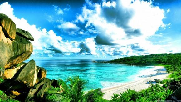 Νησιά Μαλδίβες  Ινδικός Ωκεανός 2