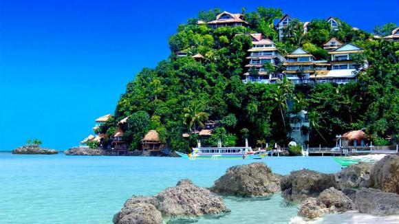 Νησι Boracay Φιλιππίνες