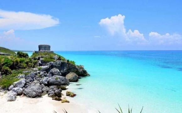 Tulum Beach   Μεξικό