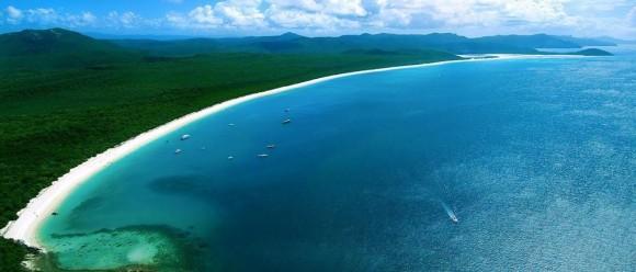 Whitehaven Beach    Νησιά  Whitsundays Αυστραλία