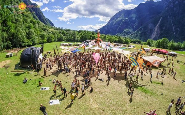 Shankra Festival 2015, Switzerland. Photo by Shankra Festival.